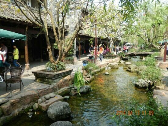 Huanglongxi Ancient Town : 一条街