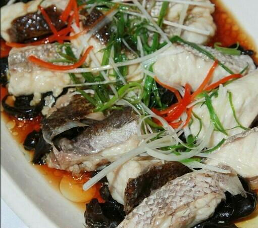Fook Lam Moon : 蒸鱼