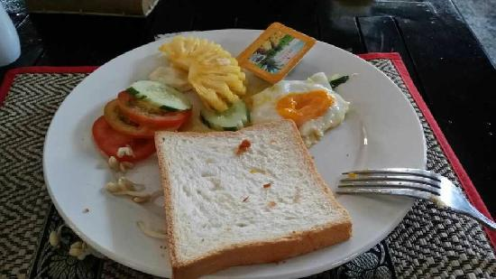 Bopha Pollen Hotel: breakfast