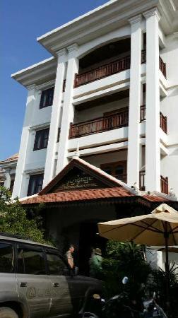 Bopha Pollen Hotel: hotel