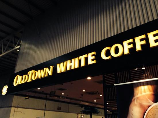 Old Town White Coffee: 便宜好喝的白咖啡