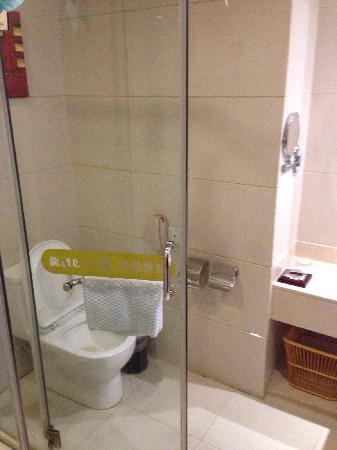 Juntai Hotel : 卫生间