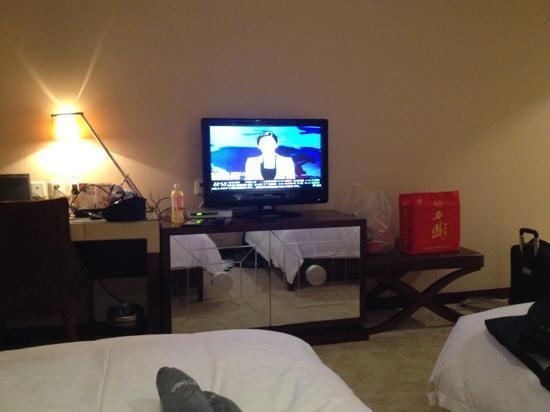 Joy International Hotel: 宝鸡特产西凤酒
