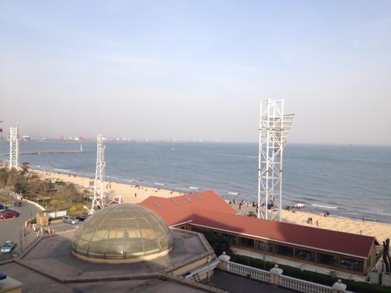 Qinhuangdao Sea View Hotel : 海景房