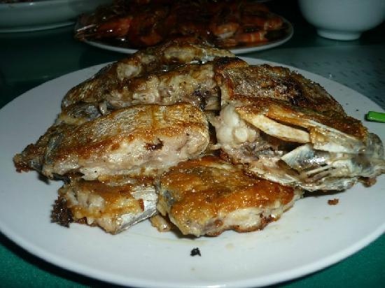 Hong Qiang Yujia: 海鲜大餐