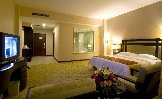 Jasper International Hotel: 干净
