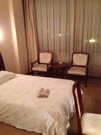 Xinchang County, Kina: 酒店房间