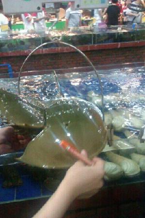 YeLin ErHao Seafood MaTou