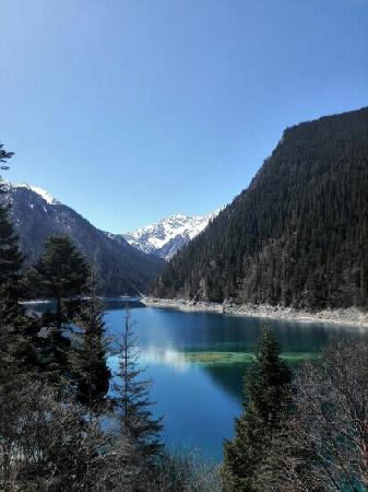Jiuzhaigou Natural Reserve: 九寨长海