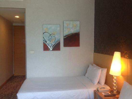 Park Hotel Clarke Quay : 墙上装饰
