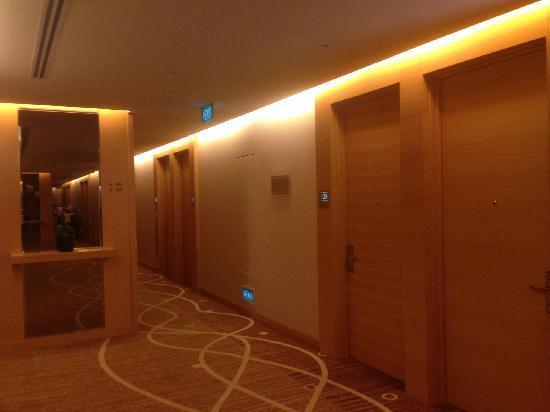 Park Hotel Clarke Quay : 走廊