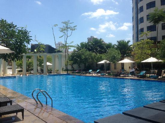 Park Hotel Clarke Quay : 泳池