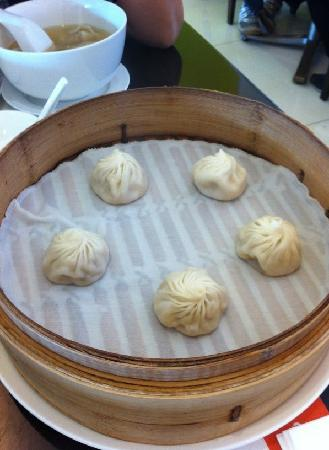 Din Tai Fung (Shanghai New World) : 蟹粉小笼
