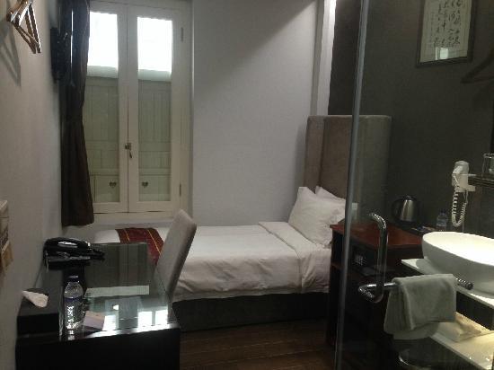 Bliss Hotel Singapore: 房间