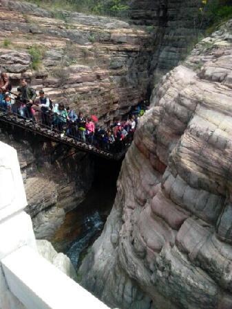 Longtan Canyon: 吸引人吧