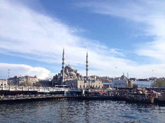 Yeni Cami : New mosque