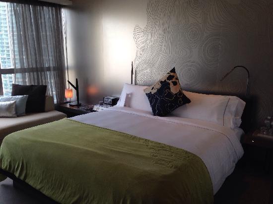 W Hong Kong: w酒店房间