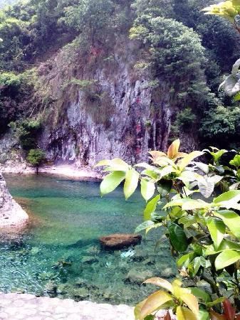 Minhou County, Κίνα: 十八重溪