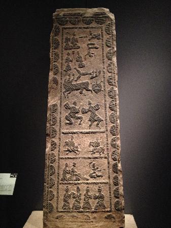 Shandong Museum : 汉画像砖