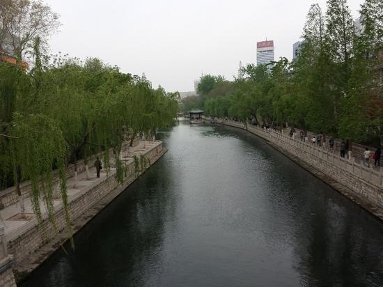 Ji'nan Huancheng Park: 很漂亮