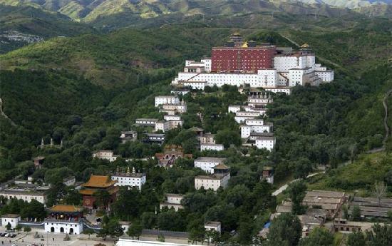 Imperial Summer Palace of Mountain Resort: xiao bu da la