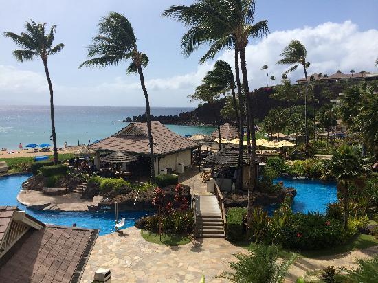 Sheraton Maui Resort & Spa : private beach
