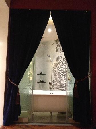 Angsana Hangzhou: 猫脚浴缸
