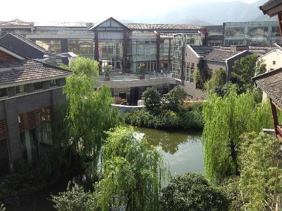 Angsana Hangzhou: 阳台观景