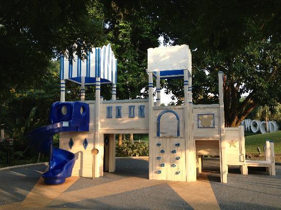 Disney's Hollywood Hotel: 儿童乐园