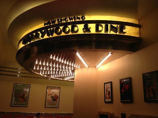 Disney's Hollywood Hotel: 好莱坞餐厅
