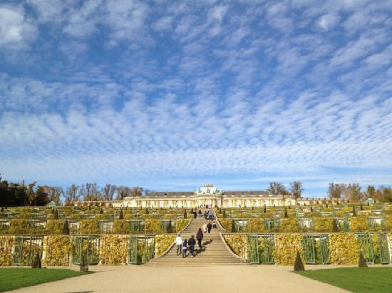 Parc de Sanssouci : 无忧宫