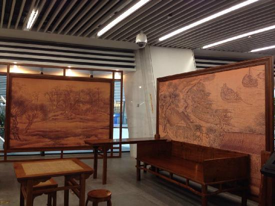 Guangzhou Library: 广州图书馆