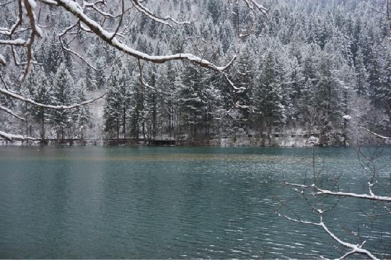 Jiuzhaigou Natural Reserve: 九寨沟自然保护区