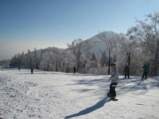 Changbai Mountain Ski Area: 长白山滑雪场