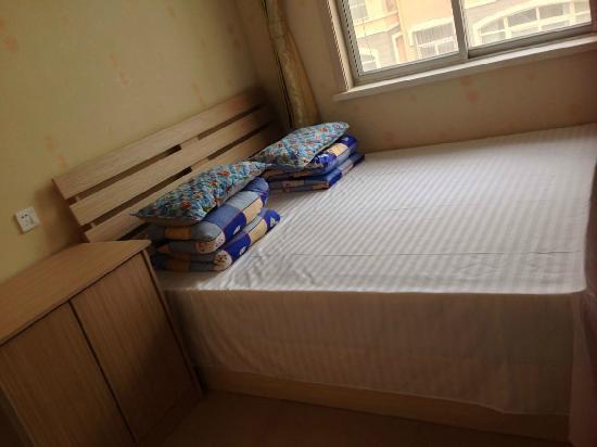 Fulin Guesthouse : 住了一天双人的房间,感觉很舒适。吃的也很丰盛 渔家大姐很好吃 也很热情  ,下次还去。