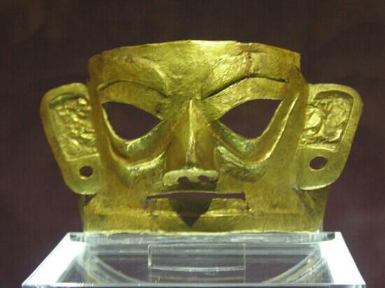 Baoji Bronze Ware Museum: 青铜面具