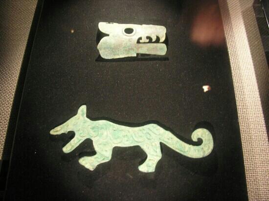 Changsha Museum : 长沙博物馆的玉器藏品