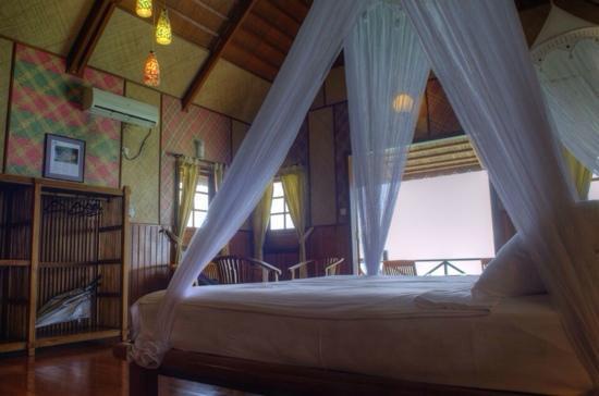 Lankayan Island Dive Resort : 客房