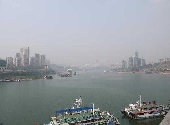 Chongqing Chaotianmen: 朝天门码头
