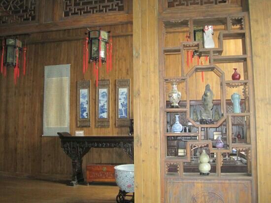 Yanjia Garden: 主人殷实的家底