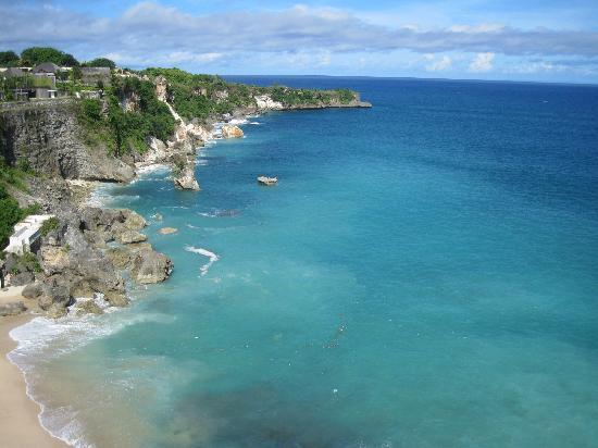 AYANA Resort and Spa : kupu beach