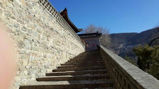 Wutai Shan (Five Terrace Mountain): 五台山