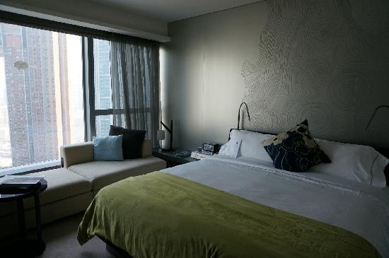 W Hong Kong: 奇妙客房