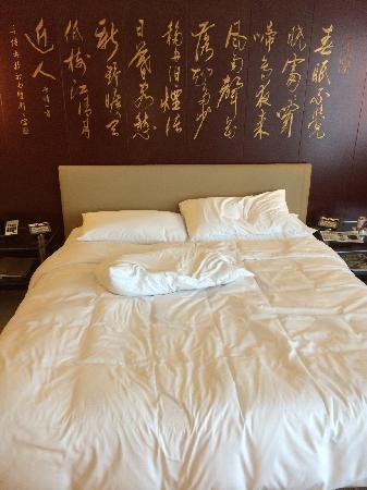 Grand Hyatt Shanghai: 江景房