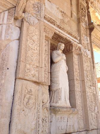 Vieille ville d'Éphèse : Ephesus