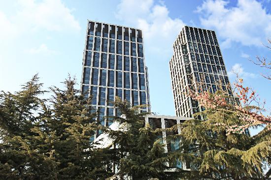Lejiaxuan Boutique Service Apartment Hotel Qingdao Convention Center