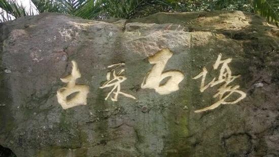 Ancient Quarry of Lotus Mountain : 景色