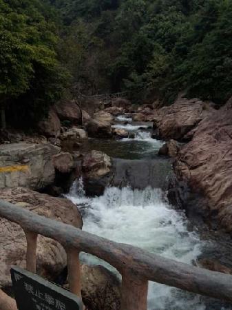 Baishui Village Waterfall of Zengcheng: 漂亮