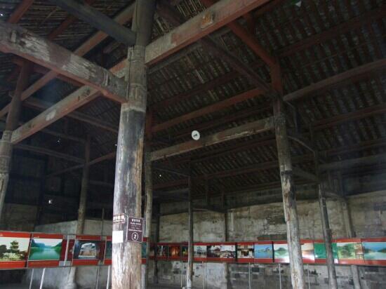Jiezi Ancient Town: 四川比较有名的一个古镇