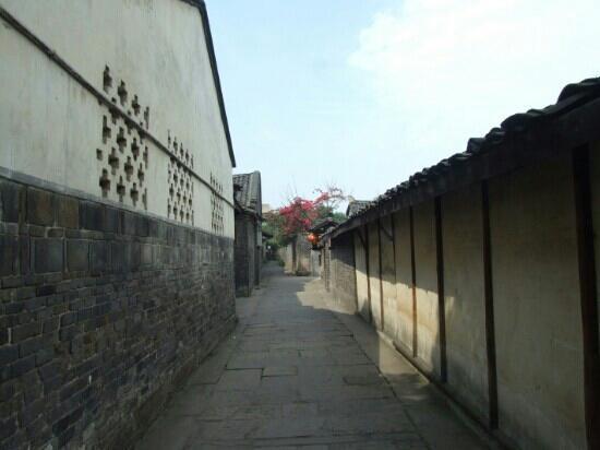 Hechuan Laitan Ancient Town : 合川涞滩古镇